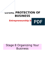Legal Protection of Business