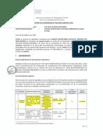 RI 034-2016-ILM SUNAFIL LIMA No Comunicar Por Escrito Al Trababjador Su Puesto de Confianza FALTA LEVE