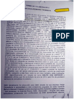 DECLARACIONES DE RODRIGO TROMBETA