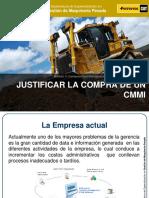 M03 02 Tecnologías de Información Para La Gestión Del Mantenimiento_JUSTIFICAR LA COMPRA de UN CMMI-b