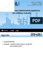 Optimization to the Oil & Gas Industry