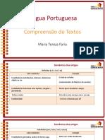 Slides Inss 2015 Interpretacao de texto e redacao oficial  Mariatereza