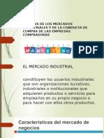 Análisis de Los Mercados Industriales y de La