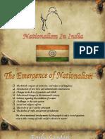 Nationalism in India1