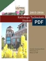 Rad Tech Handbook