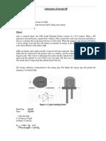 Led Characteristics Manual