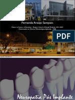 Neuropatia Pos Implante Abril 2014 PDF