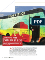 Julie Kendrick for Catersource Magazine -- Food Trucks