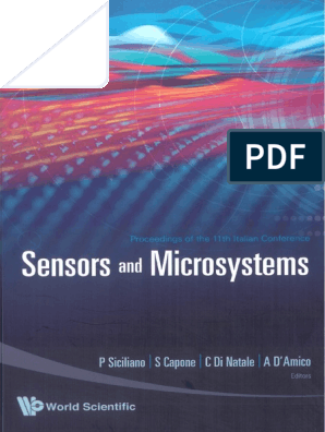Sensors and Microsystems | Absorption Spectroscopy