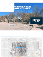 North Center Town Square Transformation Kickoff, March 2017