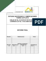 1. Estudio Geotecnico y Cimentaciones Edificio Cattleya 2
