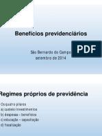 Benefícios Previdenciários - Magadar