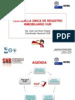 Presentacion_simposio_registro Vur -