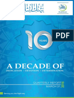 BI Quarter Report 2016