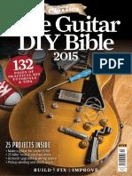 The Guitar DIY Bible 2015 UK