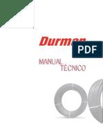 Manual Tec Pvc Durman Pdtos