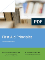 first aid prenciples e-ver