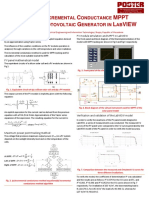 MPPT in Labview