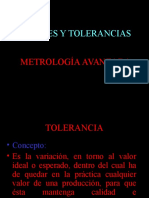 Ajustes y Tolerancias Colombo Alemán