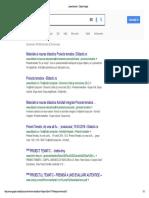 Proiect Tematic - Căutare Google