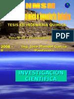 Tema 2 Investigacion Cientifica