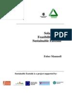 Solar Power Feasibility Study
