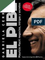 Cerruti Gabriela - El Pibe