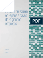 Informe Sector Azulejero Mayo 2016