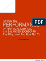 Improving Performance of Financial Services