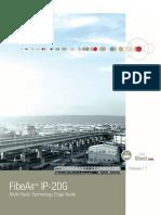 Ceragon FibeAir IP-20G ANSI Datasheet