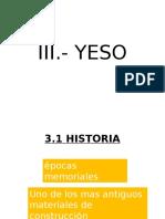 4. yeso