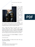 5 Ways to Make Your 5e Paladin Come to Life