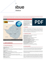 Zimbabwe Ficha Pais