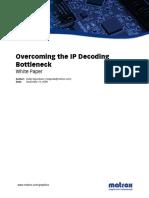Matrox Overcoming the IP Decoding Bottleneck WP