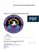 Vault 7 CIA Hacking Tools Revealed