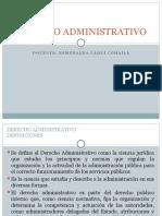 1.- 2016 Derecho Administrativo