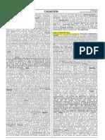 CAS LAB 6443-2015-Ica Indemnizacion por daño moral~empleador- Enfermedad profesional