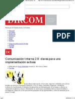 Comunicación Interna 2