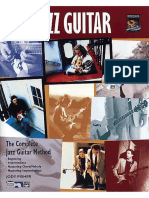 Jody Fisher - The Complete Jazz Guitar Method - Mastering Improvisation.pdf