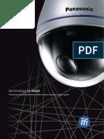 2008 Panasonic Security Systems Catalog