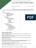 Calderas, Generadores de Vapor, Hornos y Secaderos en Eficiencia Energética - Wiki EOI de Documentación Docente