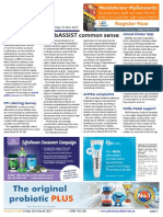 Pharmacy Daily for Fri 31 Mar 2017 - MedsASSIST common sense prevails, Emergency meds supply measures, Setting pregnancy test record straight, Events Calendar and much more