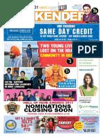 Indian Weekender 31 March 2017