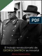 Partido del Trabajo de Albania; El trabajo revolucionario de Georgi Dimitrov es inmortal, 1982.pdf