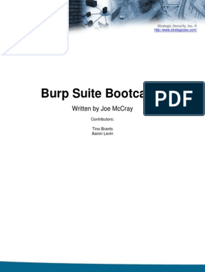BurpSuite Bootcamp v1 | Proxy Server | Windows Communication