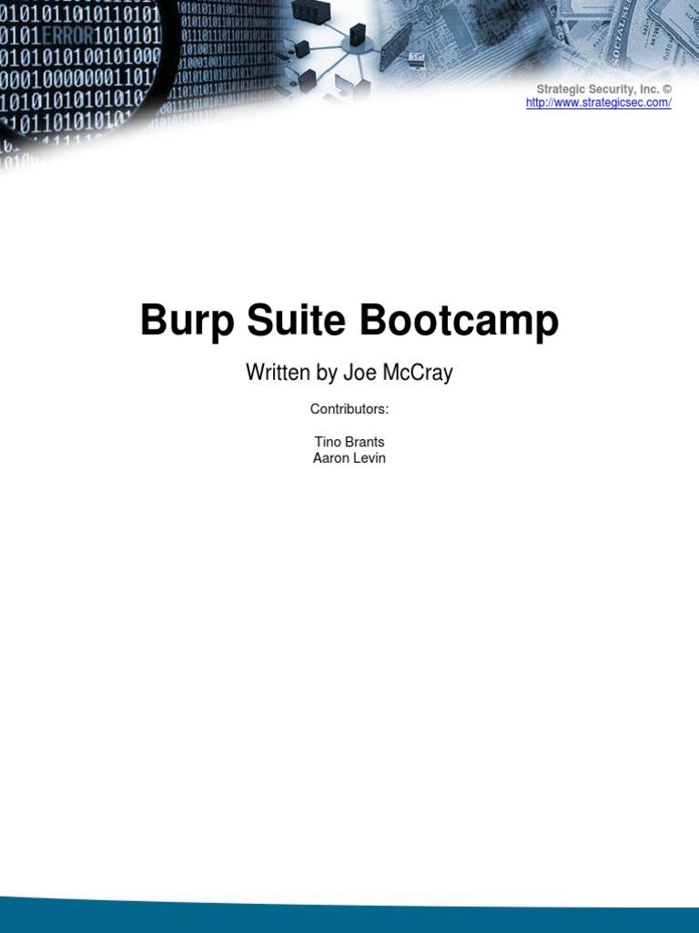 BurpSuite Bootcamp v1 | Proxy Server | Windows Communication Foundation