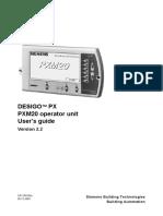 Pxm20 Siemens