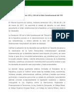 Grupo Ávila ante Las Sentencias 155 y 156 de La Sala Constitucional Del TSJ