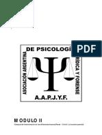El Psicologo en El Ambito de La Justicia