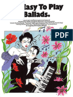 Various Artists - It's Easy To Play Ballads.pdf